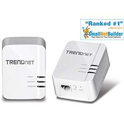 TRENDnet Powerline 1200 AV2 - Starter Kit