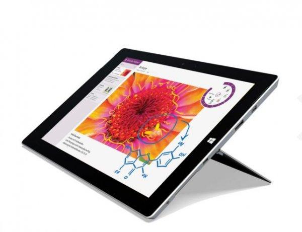 Microsoft Surface 3 64GB LTE für 629,-
