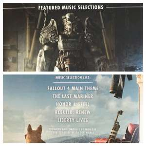[Lokal] Fallout 4 Featured Music Selection MM Dresden/Kaufpark