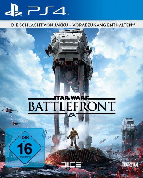 Star Wars Battlefront für effektiv 35€ (Gamestop Eintauschliste, Amazon PRIME)