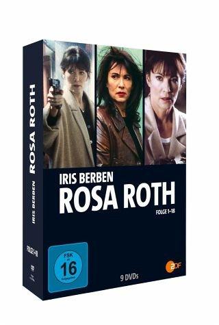 Rosa Roth Gesamtbox TV-Serie mit Iris Berben @buecher.de (nur am 21.11.2015)