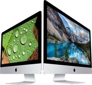 "[brands4friends] APPLE iMac 21,5"" bzw. 27"" Retina"