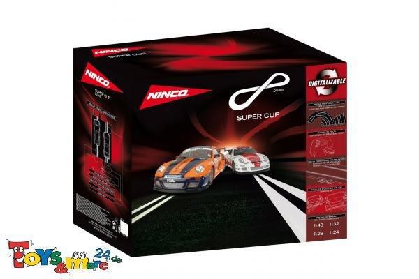 NINCO Set GT3 Cup mit 2 Porsche 997