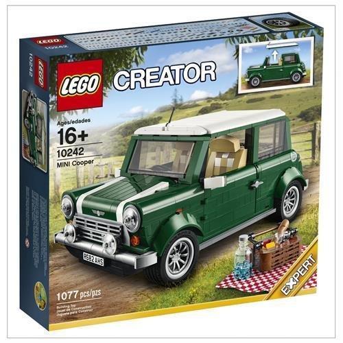 [ebay.de] LEGO Creator 10242 Mini Cooper (1077 Teile) durch PayPal-Gutschein und Payback 15-fach Punkten (Effektiv nur 74,90 EUR)