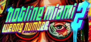 [Steam] Hotline Miami 2: Wrong Number