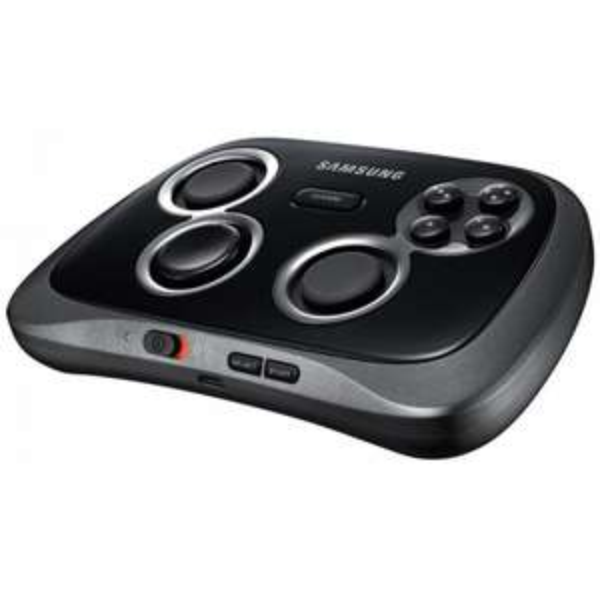 [Yakodo] Samsung Gamepad EI-GP20 für Samsung Modelle mit Android >4.1 schwarz Bluetooth