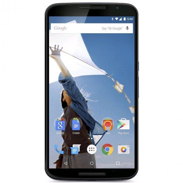 [Amazon Marketplace]  Motorola Nexus 6 32GB blau