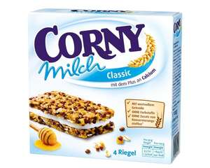 [Amazon Cyber Monday / Black Friday Countdown] [Prime] Corny Milch Sandwich, 8er Pack (8x 120g)