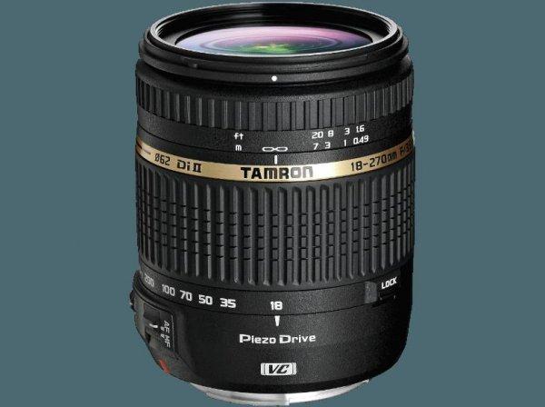 TAMRON 18-270mm F + UV Filter (~14% unter Idealo)