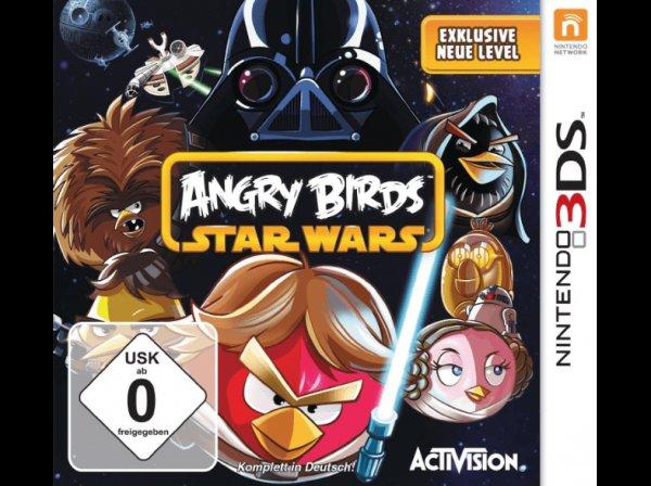 [Media Markt] Angry Birds Star Wars [Nintendo 3DS] für 5,00€ anstatt 12,99€ #Wieder Verfügbar#