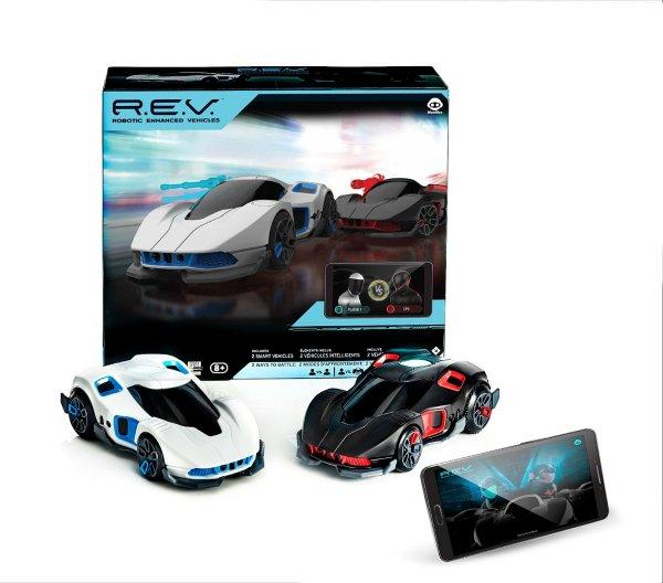 @Amazon UK: WowWee 0420 - Robotic Enhanced Vehicles, ferngesteuerte Autos mit Bluetooth Technologie für ca. 60€ inkl. Lieferung
