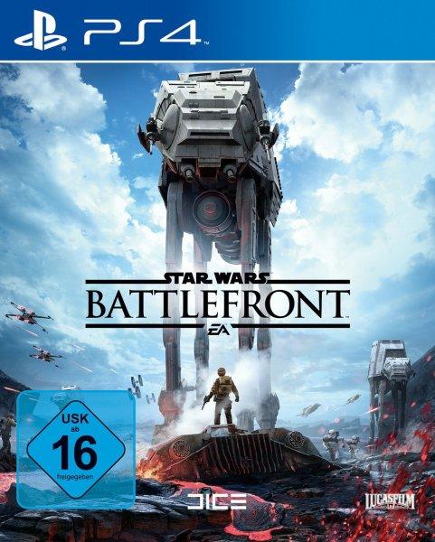 Star Wars Battlefront PS4 für 30€ (eBay)