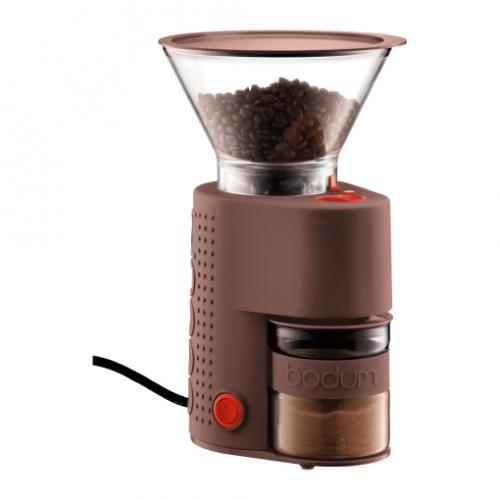 Bodum Kaffeemühle Bistro braun