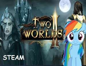 Two Worlds 2 gratis (STEAM Key Giveaway / DLH.net)