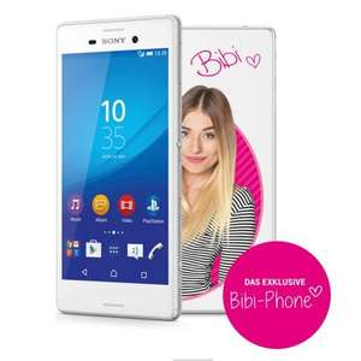 Sony Xperia M4 Aqua Bibi-Phone Edition für nur 199,95€