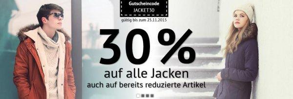30 % auf Jacken bei Hoodboyz.de (Auch auf reduzierte Artikel)