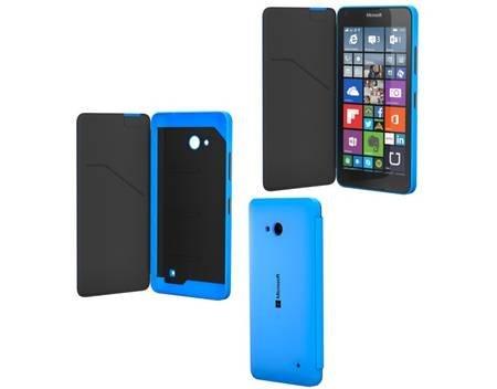 [Allyouneed] Original Microsoft Lumia 640 Flipcover CC-3089 cyan für 18,90 €