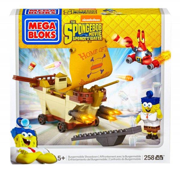 (Spielzeug/Prime) Mega Bloks Spongebob Squarepants - Movie Burger Mobile für 10,09 €