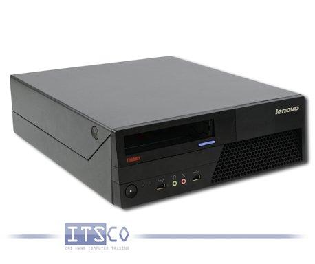[Gebraucht/B-Ware] Lenovo ThinkCentre M58 mit Intel E5200 (2x 2,5GHz), 2GB RAM, 160GB HDD, G-bit-Lan und Windows 7 HP (Win 10 Upgradefähig) für 48,90€ bei Itsco.de