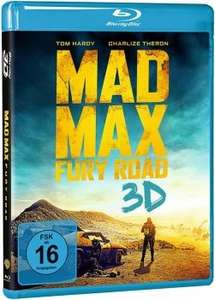 [alphamovies.de] Mad Max: Fury Road - (3D) oder San Andreas (3D). Weitere Blu-rays ab 2,94€