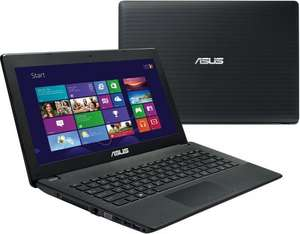 [Cyberport] Asus F453MA Notebook (14'' HD, Intel N3540 Quadcore, 2GB RAM (erweiterbar), 500GB HDD, HDMI + VGA, 5h Akkulaufzeit, Windows 8.1 -> Windows 10) für 199€