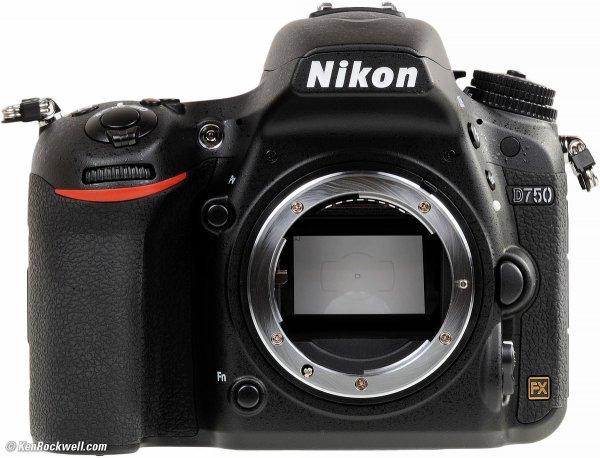 [Amazon Cyber Monday Week WHD] Nikon D750