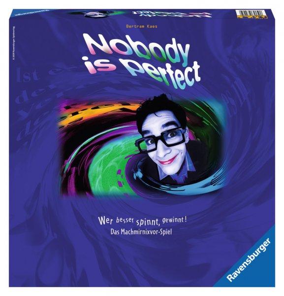[Prime] Brettspiel Nobody is perfect