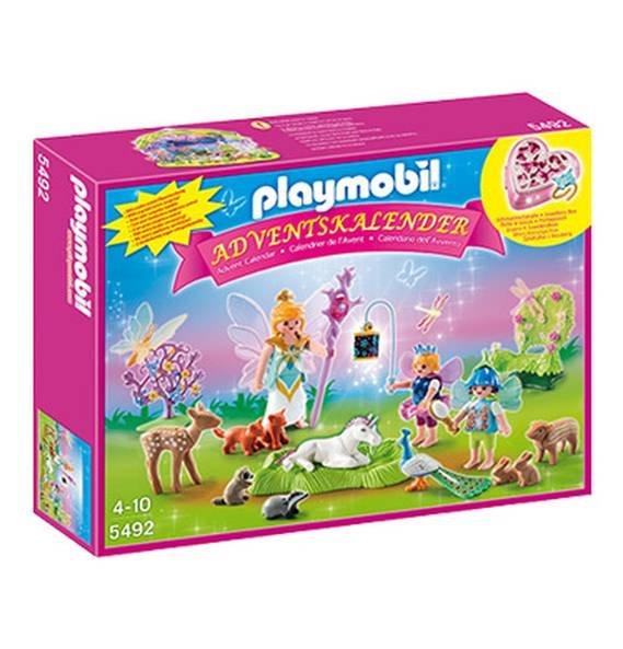 Playmobil Advenskalender (Einhorngeburstag - 5492)