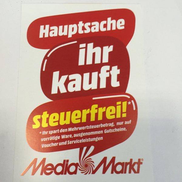 [Lokal MTZ-Sulzbach] 19% auf alles* im Media Markt
