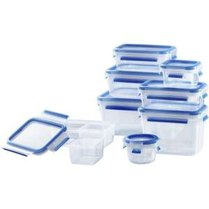 "Emsa Dosen-Set ""Clip & Close"", 9-teilig Karstadt nur Filiale/Packstation"