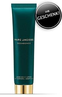 [Parfümerien mit Persönlichkeit] MARC JACOBS Decadence Bodylotion (30ml)