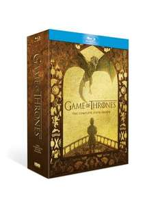 Game of Thrones 5 Blu-Ray