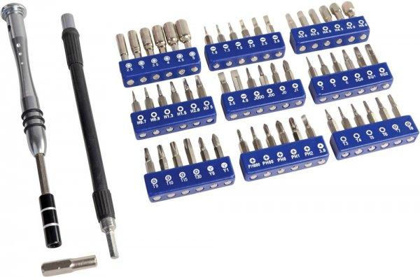 IFixit 145022 Bit-Set 54tlg. Handy-Reparatur für 18,89 € > [voelkner.de] > Vsk frei
