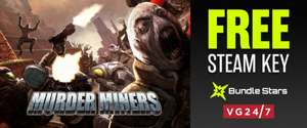500.000 Murder Miners Steam keys von Bundle Stars Gratis