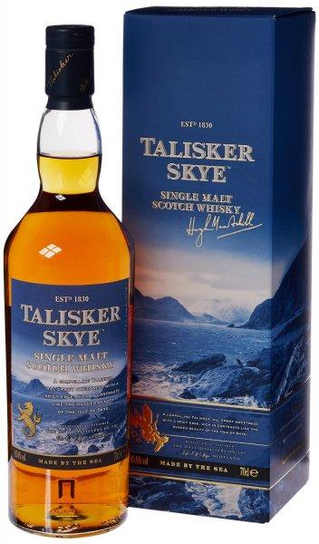 [Amazon Cyber Monday / Black Friday Countdown] [Prime]  Talisker Skye Single Malt Whisky (1 x 0.7 l)