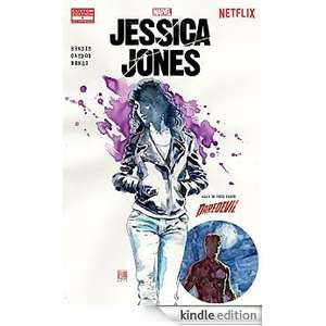 Jessica Jones Comic #1 [Kindle Edition]