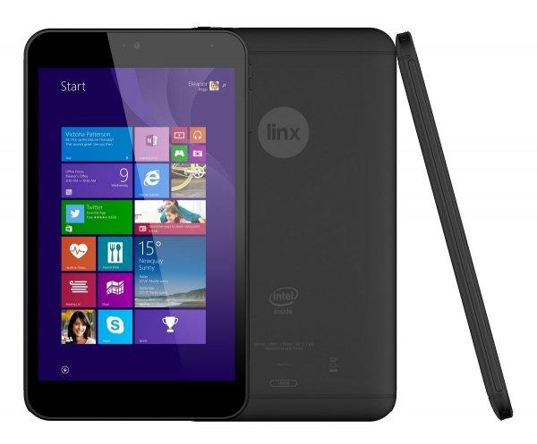 [Amazon.co.uk] Linx 7 Windows Tablet (7'' HD IPS, Intel  Z3735G, 1GB RAM, 32GB intern, microHDMI, microSD, Windows 8.1 -> Windows 10) + Office 365 für 76,50€