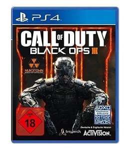 (Rakuten Hot Deal) CoD Black Ops 3 (PS4) inkl. Nuketown (+795 Superpunkte) /mit NL GS 48,99 €