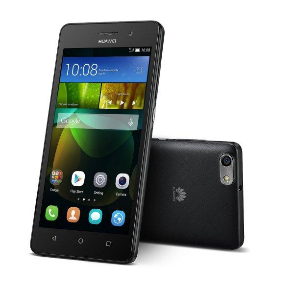 Huawei G Play Mini Smartphone (12,7 cm (5 Zoll) HD IPS-Display, Octa-Core-Prozessor, 13 Megapixel-Kamera, 8 GB interner Speicher, Dual-SIM, Android 4.4) schwarz und weiß @amazon.es