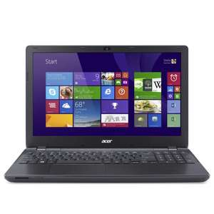 [NBB] Acer Aspire E5-571-37MC Intel Core  i3-4005U 4GB RAM 1 TB HDD Win 8.1 1.366 x 768 Pixel (WXGA) TFT matt