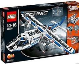 [mytoys.de] LEGO Technic 42025 Frachtflugzeug für 77,94 € (für Neukunden: 65,94 €)