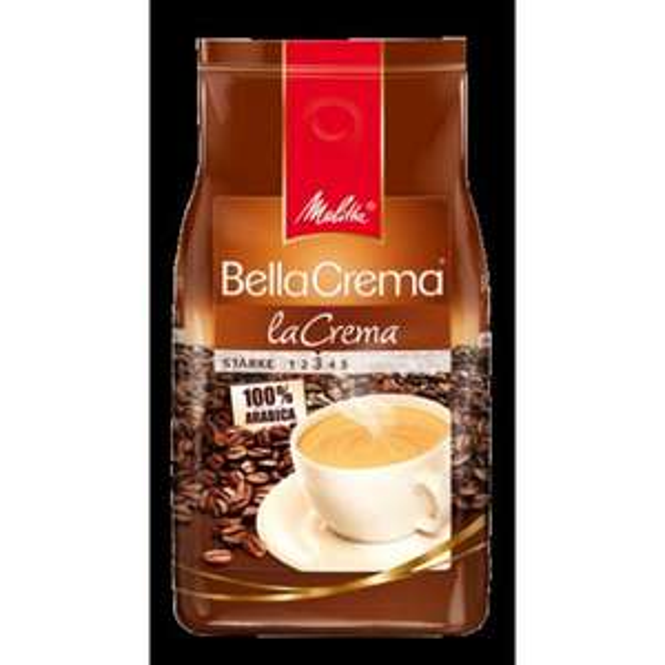 MELITTA Bella Crema La Crema Kaffeebohne 1 kg 7,77 statt 11,99