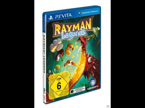 [Saturn.de] Rayman Legends für die PlayStation Vita für 9,99€ (Versand optional 1,99€)