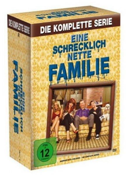 [thalia Neukunden] Eine schrecklich nette Familie - Die komplette Serie [33 DVDs]. Weitere Boxen siehe im Deal.