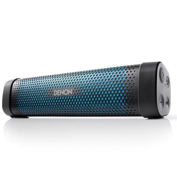 Denon DSB100BKEM Envaya Mini tragbarer Bluetooth Lautsprecher (NFC, AUX-Eingang, Mikrofon für Freisprechfunktion, Akku) schwarz inkl. Vsk für 85,96 € > [amazon.fr] > Blitzangebot
