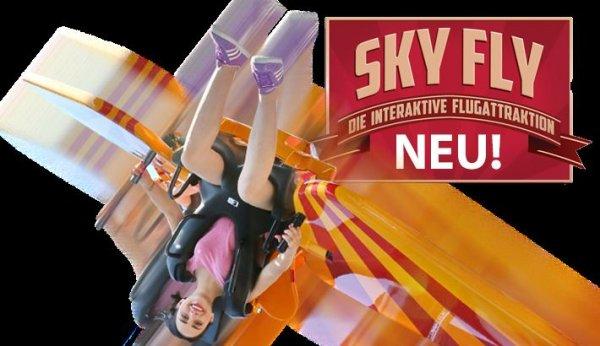 Holiday Park Haßloch Tickets für 20 € & Jahreskarte für 52,50 € Freizeitpark Holidaypark