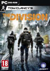Tom Clancy's The Division (PC) für 41,95 € (Retail-DVD)