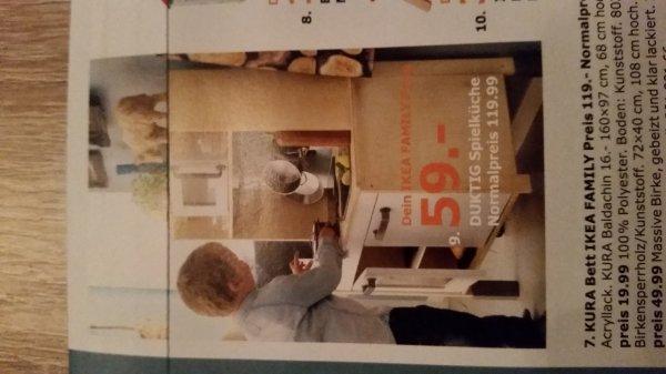 Ikea Dunking Spielküche (Mit Ikea Family Card)