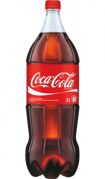 [Kaufland] Coca Cola 2L für 99 Cent = 0,495 €/Liter