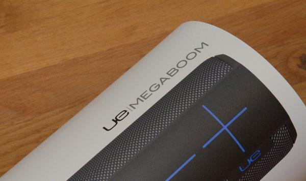 Ultimate Ears Megaboom (Logitech) - Bluetooth Lautsprecher